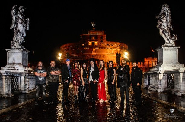 Vivaldi Metal Project in Rome 2018