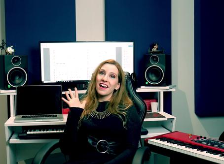 New Album Featured Arranger - Elena Crolle