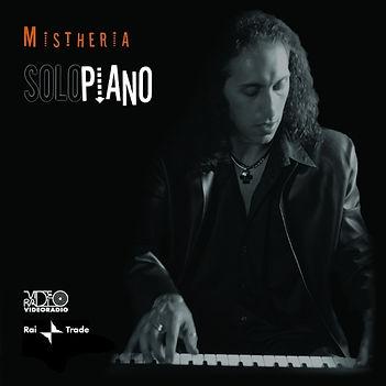 Misthera - Solo Pano CD cover