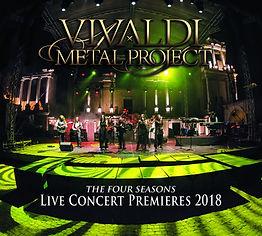 VMP - Live Concert Premieres 2018 (cover