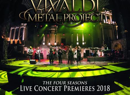 Live Concert Premieres 2018 album on Amazon