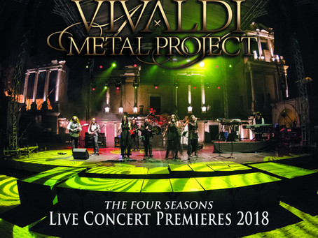 Live Concert Premieres 2018 album on Amazon
