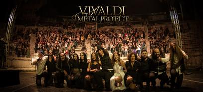 Vivaldi Metal Project - Live in Plovdiv 2018