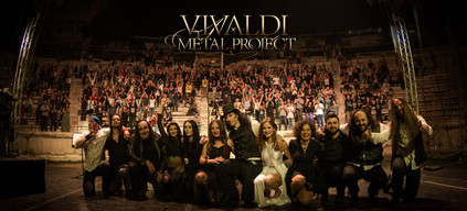 Vivaldi Metal Project - Live in Plovdiv 2018