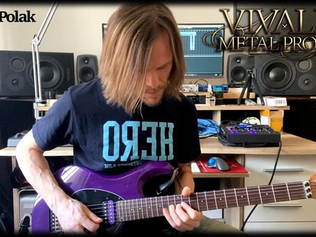 New Album Featured Artist - Guitarist Milan Polak