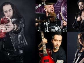 New solo Metal album - Drummer Gerit Lamm announced