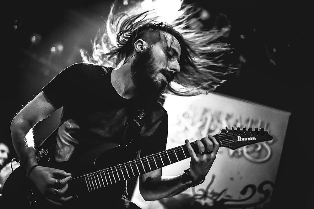 Clement Botz Beneath my Sins arranger guitarist Vivaldi Metal Project 2