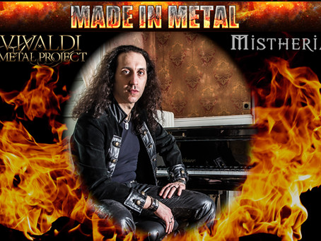Video interview to Made in Metal