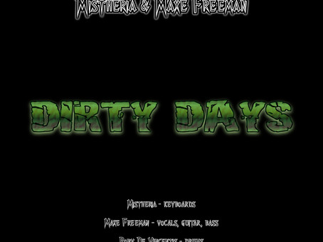 'Dirty Days' - Unreleased song by Mistheria and Maxe Freeman on Artistco