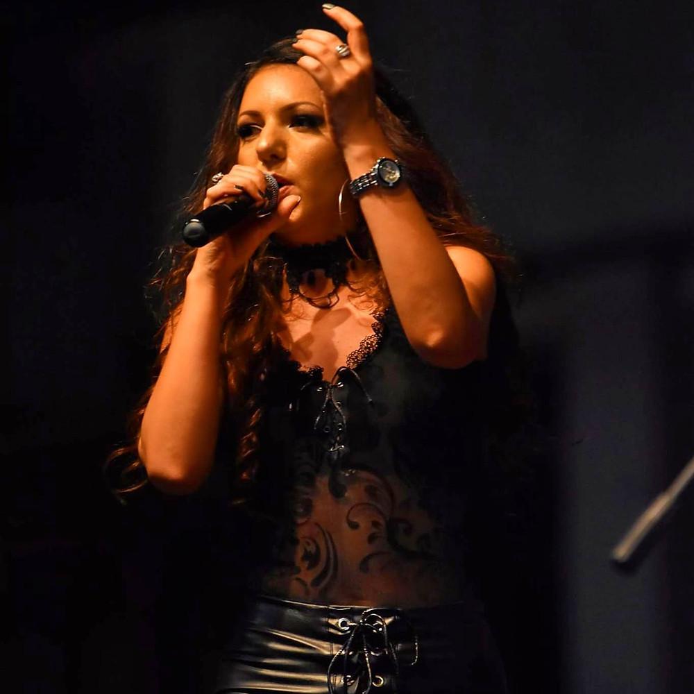 Niya May singer Vivaldi Metal Project 2