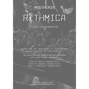RITHMICA - Book by Mistheria