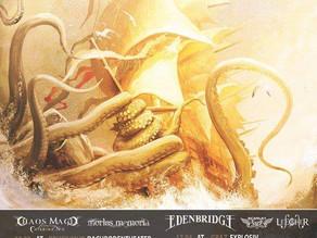Caterina Nix's Chaos Magic tour February 2020