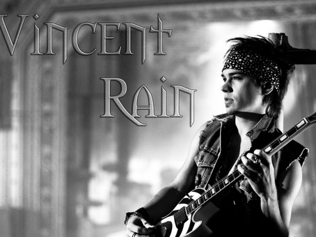 Vincent Rain new project Opus Aeneid featuring Mistheria on Harpsichord