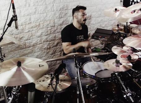 New Album Featured Artist - Drummer Mirkko De Maio