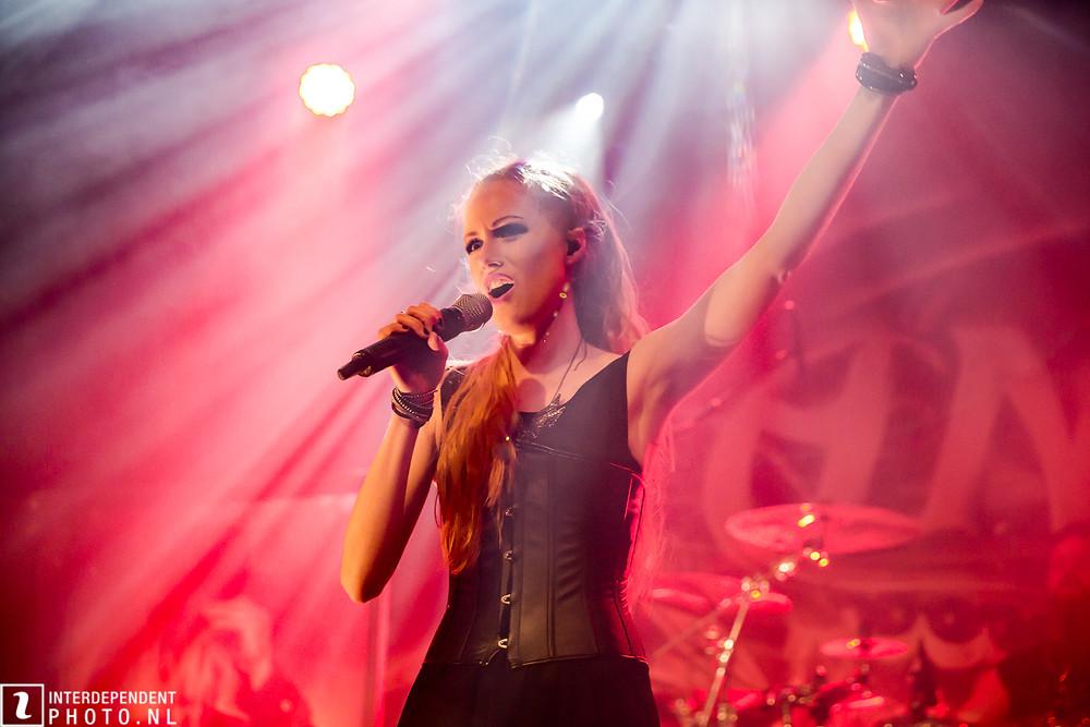 Aeva Maurelle Xandria singer Vivaldi Metal Project 2