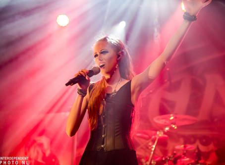 New Album Featured Artist - Singer Aeva Maurelle