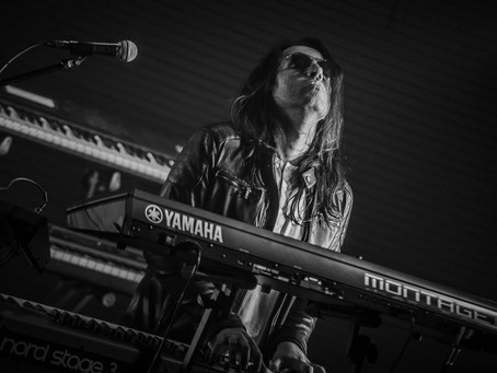 New Album Featured Artist - Keyboardist Nicolas Quinteros