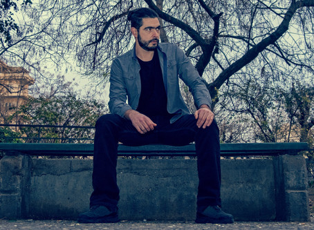 New Album Featured Artist - Arranger Yannis Androulakakis