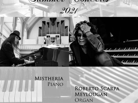 Duo Symphonia - Summer Concerts 2021