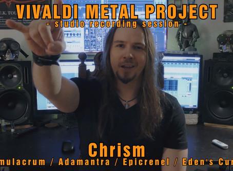 New Album Featured Artist - Keyboardist Chrism