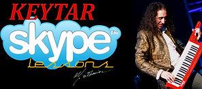Keytar Skype Lessons by Mistheria