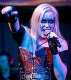 Melissa Ferlaak singer and lyricist of V