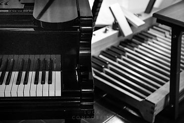 Duo Symphonia - Piano & Organ - Mistheria and Roberto Scarpa Meylougan