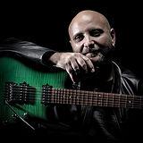 Marco Sfogli guitar Vivaldi Metal Projec