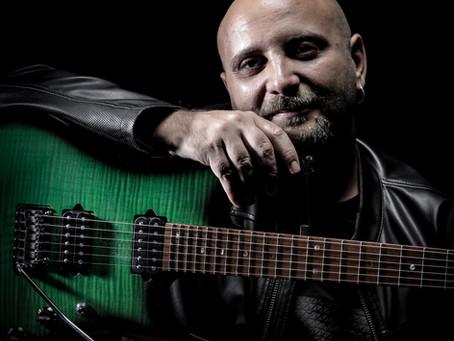 New Album Featured Artist - Guitarist Marco Sfogli