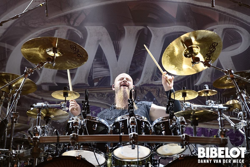 Gerit Lamm drummer Xandria Vivaldi Metal Project