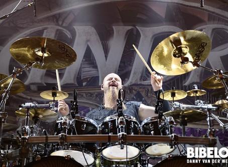 New Album Featured Artist - Drummer Gerit Lamm