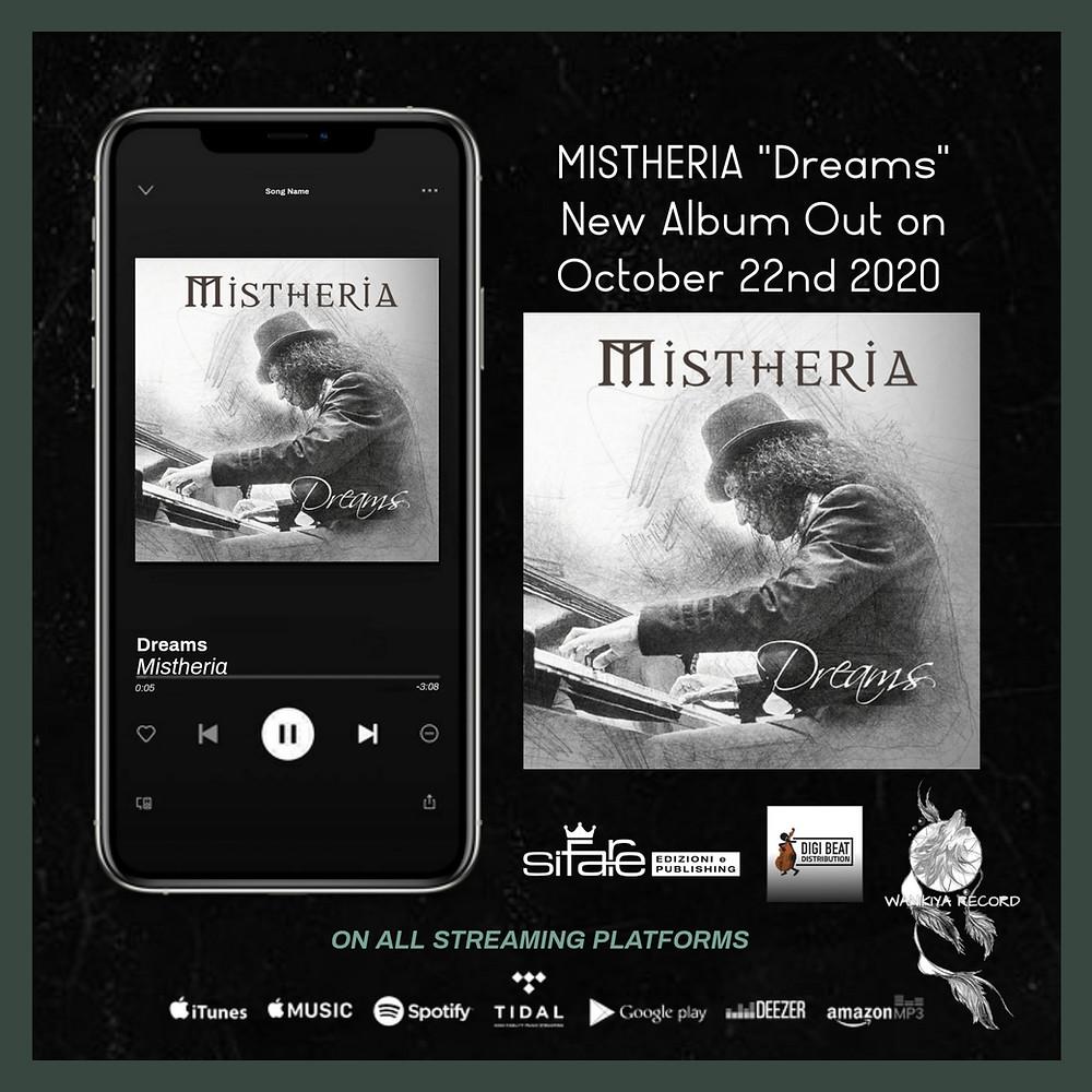 Wanikiya Records Promotion press office Mistheria Dreams album