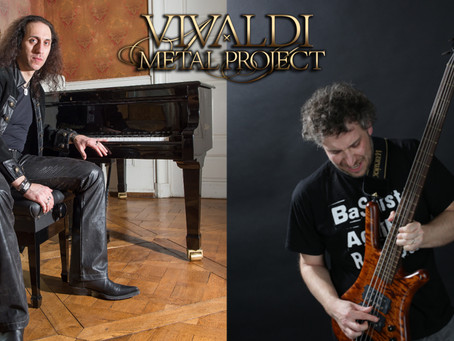 Vivaldi Metal Project: official trailer #2
