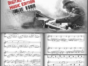 Dreams album digital sheet music book soon available