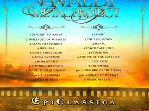 New Album 'EpiClassica' Track-List Announced!