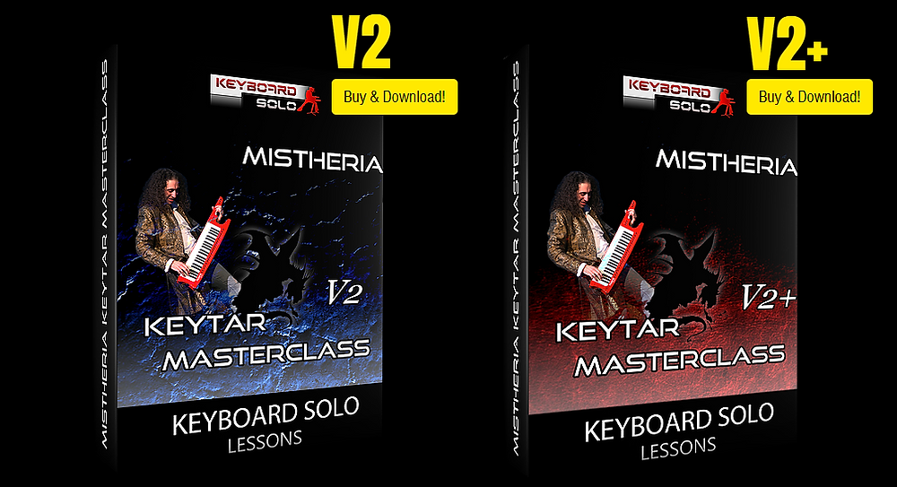 Keytar Masterclass V2 by Mistheria distributed by SynthCloud on Synthonia