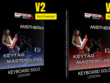 Keytar Masterclass V2 by Mistheria