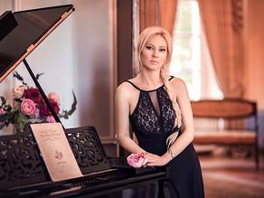 New Album Featured Artist - Soprano singer Dominika Zamara