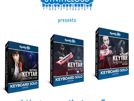 Keytar Masterclass by Mistheria available on Synthonia
