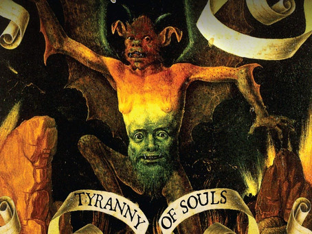 15 years ago Bruce Dickinson's album 'Tyranny of Souls' was released
