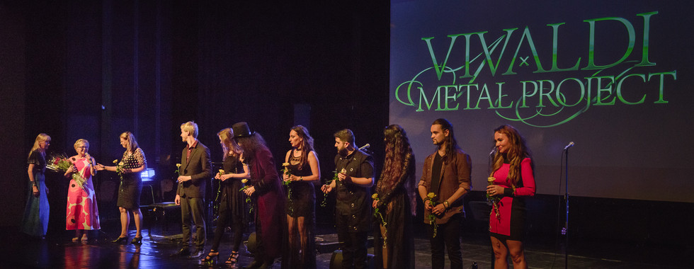 Vivaldi Metal Project - Live Unplugged i
