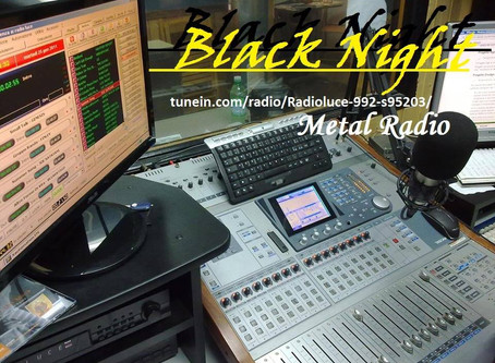 Interview to Black Night Radio Italy
