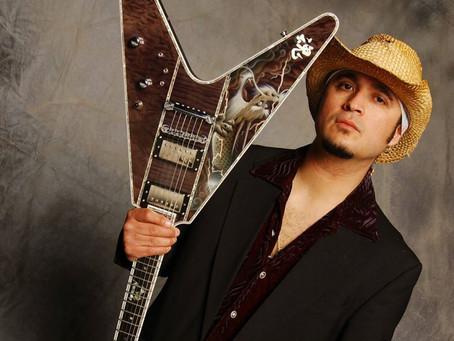 New Album Featured Artist - Guitarist Roy Z