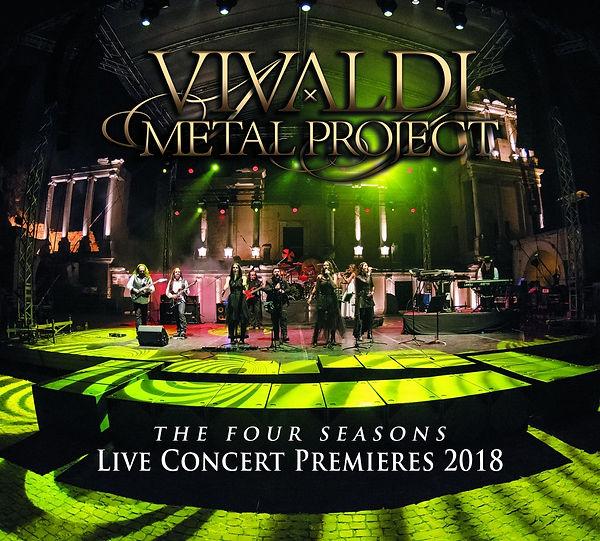 Vivaldi Metal Project - The Four Seasons