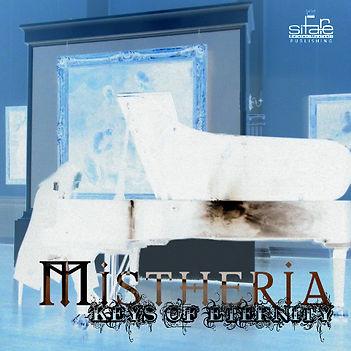 Misthera - Keys of Eternity C cover