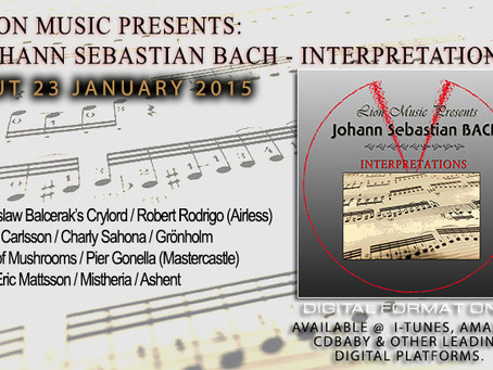 J. S. Bach: Interpretations | Album out now!