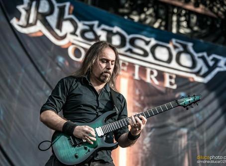 New Album Featured Artist - Guitarist Roberto De Micheli