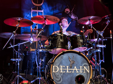 New Album Featured Artist - Drummer Joey Marin