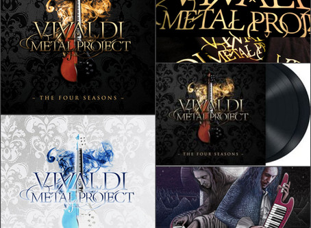 VIVALDI METAL PROJECT - Sofia 2019 show hot tickets contest!