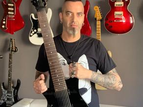 Guitarist Francesco Corapi Joins Vivaldi Metal Project Live Band